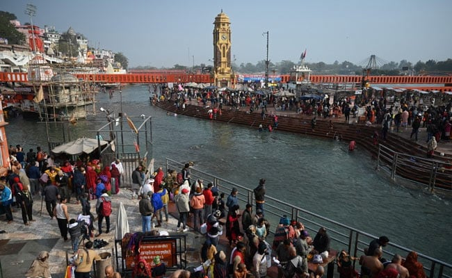 Pilgrims Must Show COVID-19 Test Report In Haridwar