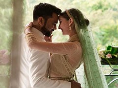 "Ali Abbas Zafar Shares Wedding Pic. ""Mine For Life,"" He Writes About Bride Alicia"