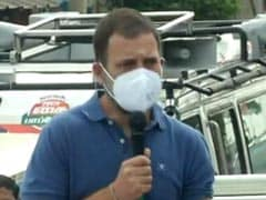 """Won't Allow PM Modi, BJP To Disrespect Tamil People,"" Says Rahul Gandhi"