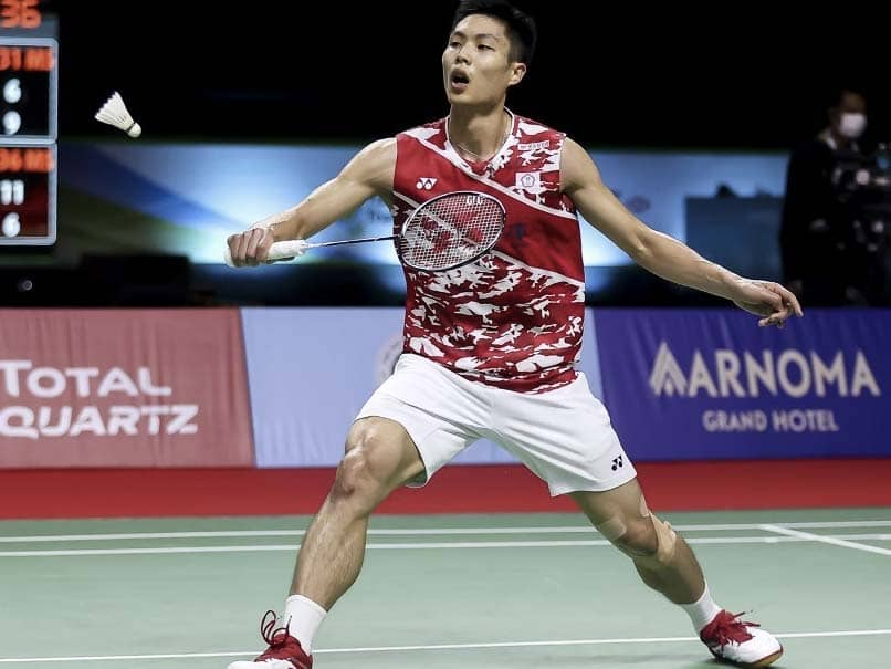 Chou Tien-Chen Secures Spot In Semi-Finals Of Thailand Open