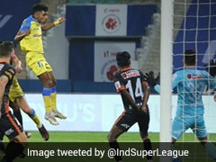 ISL: 10-Man FC Goa Hold On For A Point Against Kerala Blasters FC