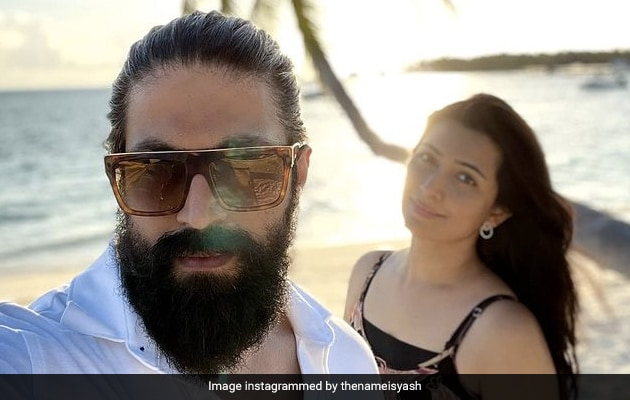 KGF Actor Yash Is Vacationing With His Family In Maldives. Pics Here