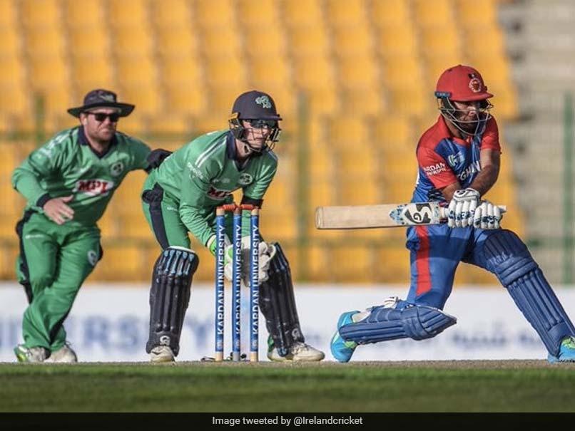 2nd ODI: Rahmat Shah Smashes Unbeaten Century As Afghanistan Beat Ireland By 7 Wickets