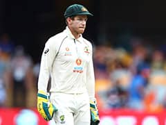 "Indias ""Sideshows"" Distracted Australia: Tim Paine On Test Series Loss"