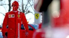 F1: Carlos Sainz Jr Says He's Been Driving Ferrari's 2022 Car Since January