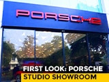 Video : First Look: Porsche Studio Showroom