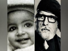 Amitabh Bachchan Hilariously Explains The Similarity Between These Two Pics