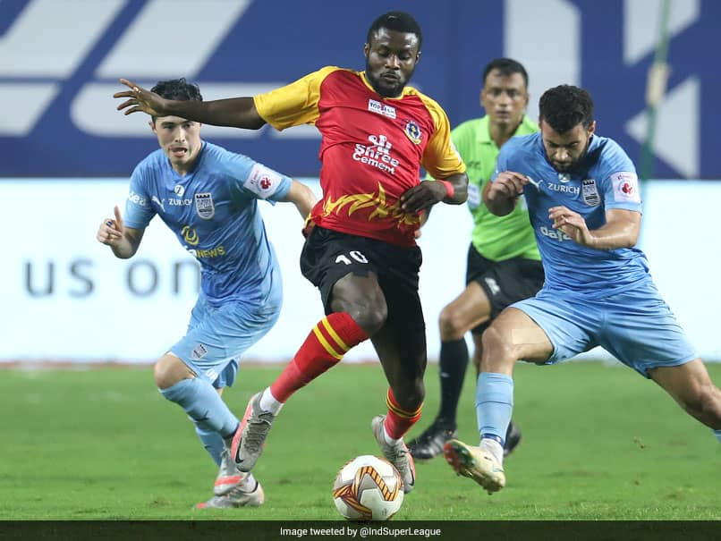 ISL: Mumbai City FC Survive Spirited Surge By SC East Bengal To Win 3 Points