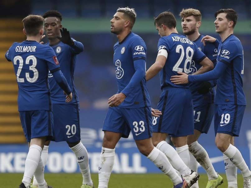 FA Cup: Chelsea, Manchester City Advance, Leeds United ...