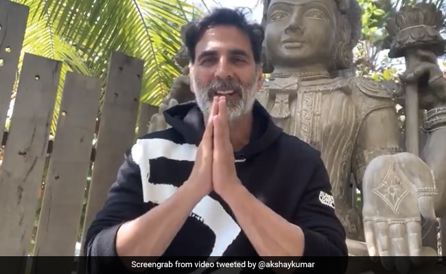 'It's Our Turn Now': Akshay Kumar Rallies Fans For Ayodhya Temple Funding