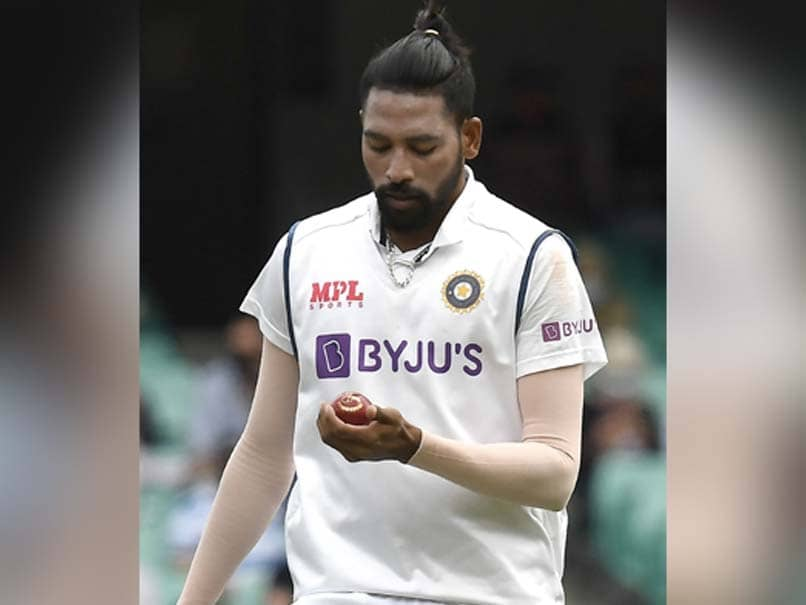 Australia vs India, 3rd Test: Mohammed Siraj In Tears While Singing Indian National Anthem
