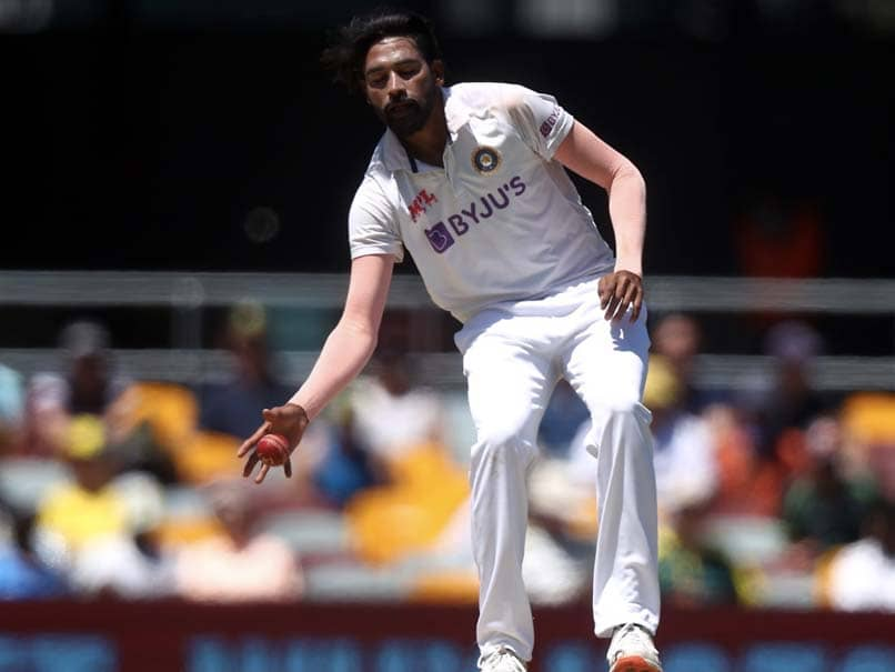 """Australia vs India, 4th Test: Mohammed Siraj Called A """"Grub"""" By Spectators At The Gabba, Says Report"""