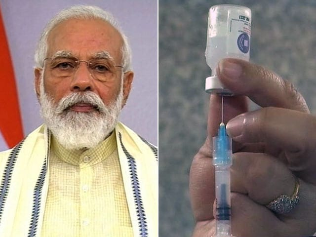 Video : PM Modi, Chief Ministers To Receive Shots In Round 2 Of Vaccination: Sources