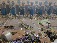 दिल्ली : अवैध गुटखा फैक्ट्री में GST विभाग का छापा, पकड़ी गई 831 करोड़ की टैक्स चोरी