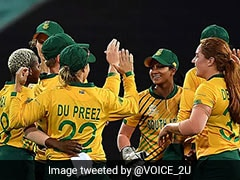 Cricket South Africa Launch Black Day ODI To Fight Against Gender-Based Violence