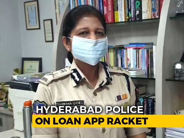 Video : Hyderabad Cops Track How Vulnerable Fall Into Digital Loan Trap