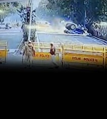 On Camera, Accident That Left A Farmer Dead During Protests