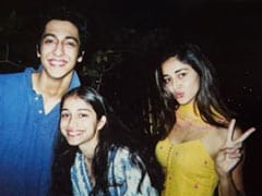 Have You Met Ananya Panday's Sister Rysa And Cousin Ahaan?