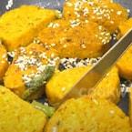 How To Make Maharashtrian Snack Kobichi Vadi - Recipe Video