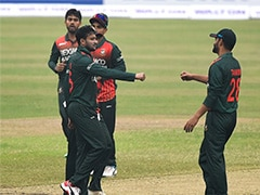 Shakib Al Hasan Stars In Comeback Match As Bangladesh Down West Indies