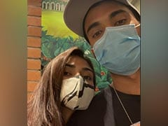 Viral: Athiya's Unseen Pic With Rumoured Boyfriend KL Rahul