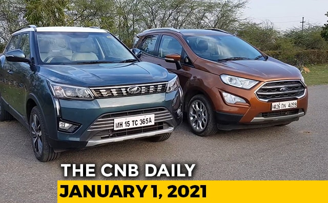 Video : Mahindra-Ford JV Called Off | Magnite Crash Test | Maruti Sales December