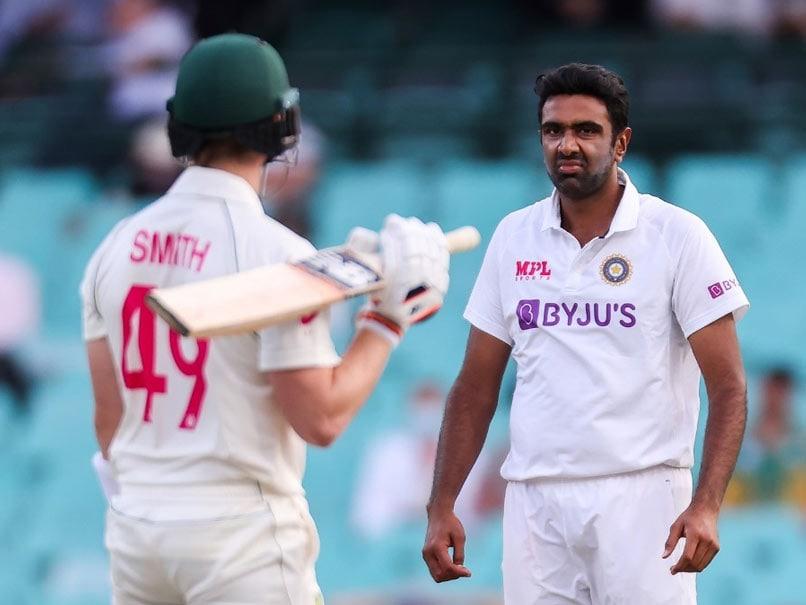 "Australia vs India, 3rd Test: ""Wanted To Put Ravichandran Ashwin Under A Bit Of Pressure,"" Says Steve Smith"