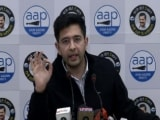 Video : AAP Blames BJP For Violence During Farmers' Protest In Delhi