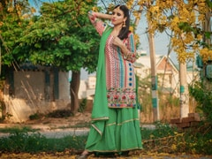 Look Your <i>Desi</i> Best With Stunning Suits At Up To 65% Off