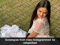 Yeh Hai Mohabbatein: 'ये है मोहब्बतें' की 'रूही' ने क्यूट अंदाज में कराया फोटोशूट, Video देख फैंस बोले- प्रिंसेस...