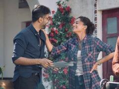 """<i>Ab Toh Kisi Picture Mein Cast Kar Le Yaar</i>"": Taapsee Pannu To <i>Paatal Lok</i> Star Abhishek Banerjee"