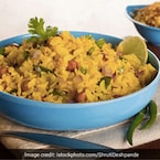 6 Delicious Ways To Whip Up Poha For Breakfast