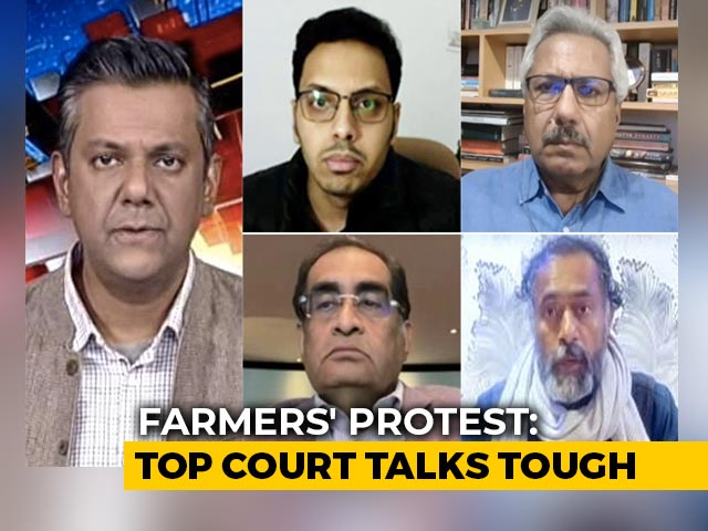 Video : Should Government Put Farm Laws On Hold?