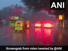 Rain Continues In Delhi, Clouds May Clear In 24 Hours, Mercury Dip Likely