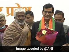 यूपी विधान परिषद चुनाव: स्वैच्छिक सेवानिवृत्ति लेने वाले नौकरशाह एके शर्मा को BJP ने बनाया प्रत्याशी