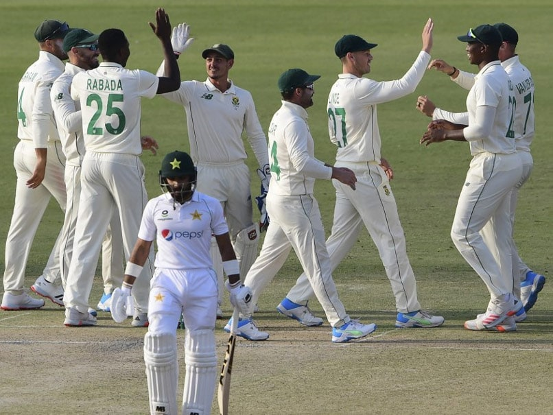 1st Test: Kagiso Rabada Leads South Africa Comeback After Pakistan Bowl Them Out For 220 On Day 1