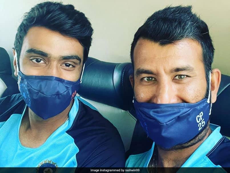 Ravichandran Ashwin Promises To Shave Half His Moustache If Cheteshwar Pujara Completes This Challenge