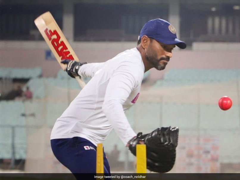 Wear That 36 All Out Like A Badge: Fielding Coach R Sridhar Recalls Raviship And More