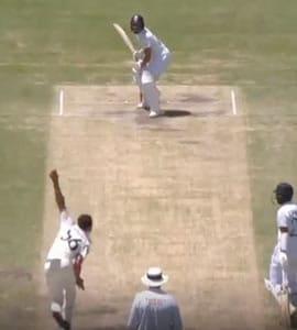 Ind Vs Aus: शुभमन गिल ने स्टार्क की तूफानी गेंद पर जड़ा ताबड़तोड़ छक्का, देखते रह गए 'कंगारू' - देखें Video