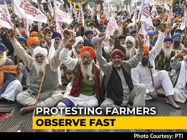 Video : Internet Suspended For 2 Days At Delhi's Borders Amid Farmers' Protest