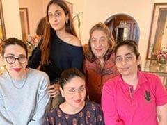 प्रेग्नेंट करीना कपूर खान ने फैमिली संग एन्जॉय किया लंच, बहन करिश्मा कपूर ने शेयर किया खास फोटो
