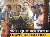 "Video : ""Will Quit Politics If..."": Suvendu Adhikari Vs Ex-Boss Mamata Banerjee"