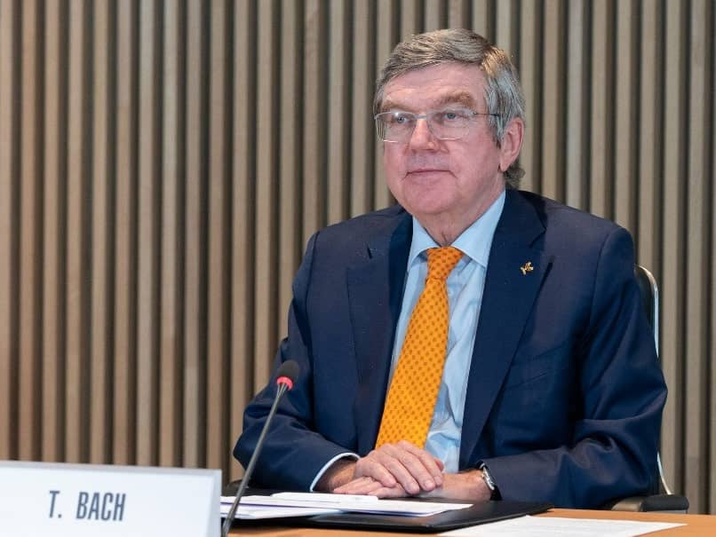 Olympic Chief Thomas Bach Calls For Patience Over Tokyo Games