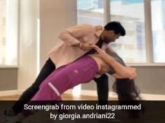 जॉर्जिया एंड्रियानी ने 'हुस्न है सुहाना' पर किया डांस, अरबाज खान की गर्लफ्रेंड का Video हुआ वायरल