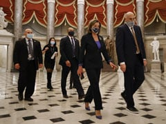 US House Speaker Nancy Pelosi Tasks General With Security Review After Capitol Riot