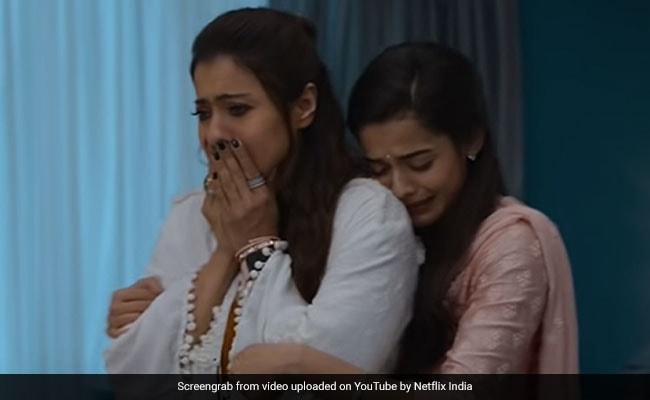 Tribhanga Trailer: In Kajol, Tanvi Azmi And Mithila Palkar's Film, 'Nobody Is Perfect'