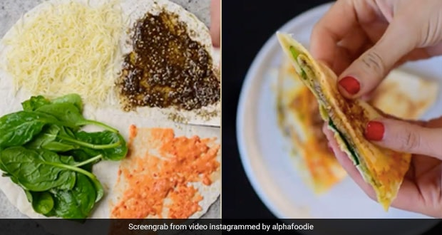 Viral Hack To Make 4-Layer Wrap In One Simple Step Will Surprise You