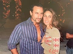 In Which Kareena Kapoor Sighs Over Her Waistline In 2007 Pic With Saif Ali Khan