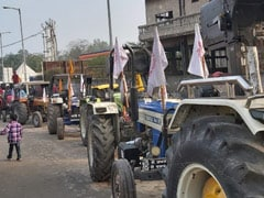 More Tractors On Way To Delhi For Republic Day Protest Parade