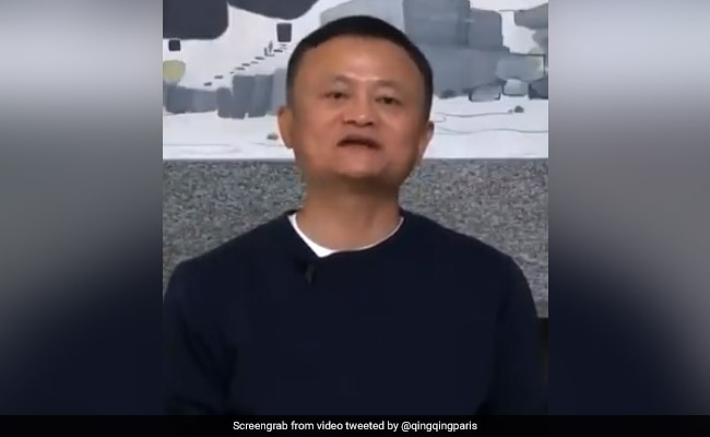Jack Ma, Missing For Months, Emerges for First Time Since China Crackdown
